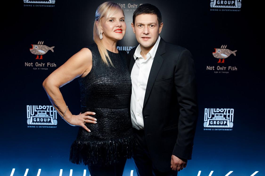 Диана Лялина и Денис Лялин