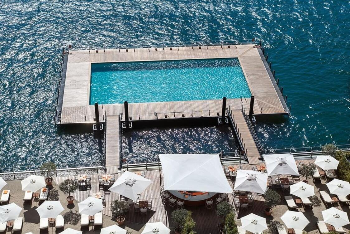 Grand Hotel Tremezzo, озеро Комо, Італія