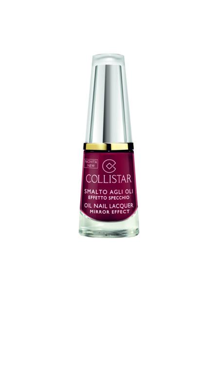 Лак для ногтей с зеркальным эффектом Oil Nail Lacquer №322, Collistar