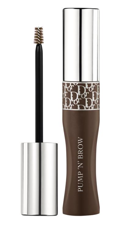 Туш для брів Diorshow Pump 'N' Brow #002 Dark Brown