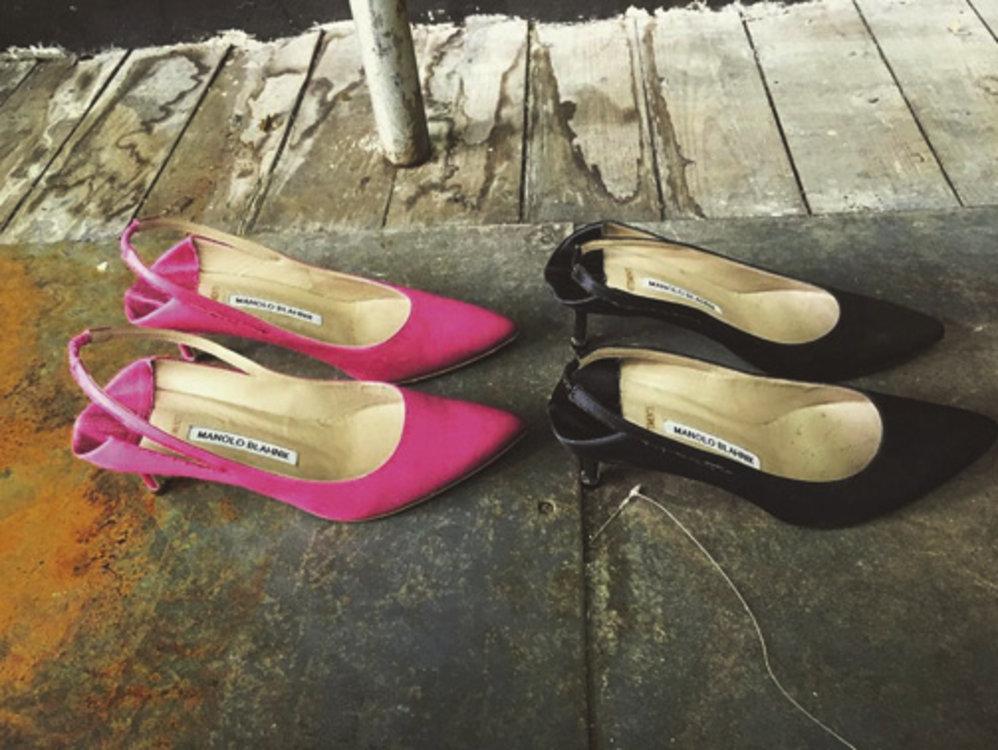 «Это гениальная коллаборация – куплю туфли всех цветов»