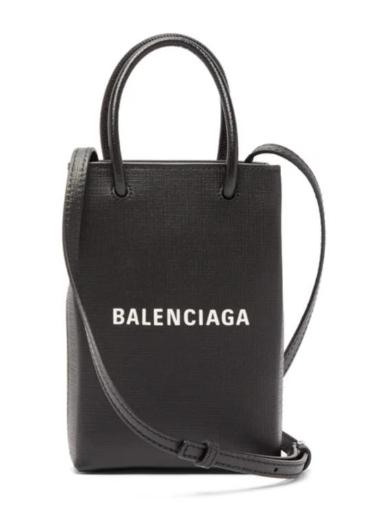 Кожаная сумка, Balenciaga