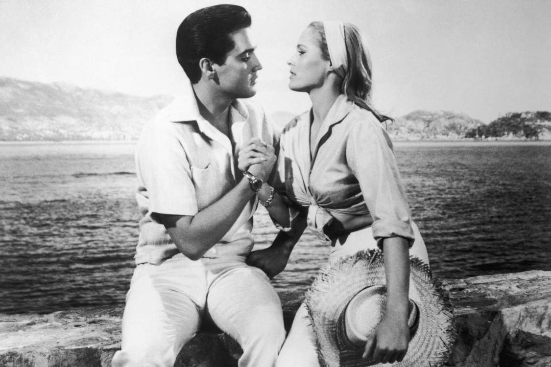 """Кадр из фильма """"Веселье в Акапулько"""", 1963"""