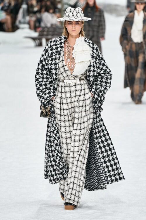 Chanel осень-зима 2019/2020