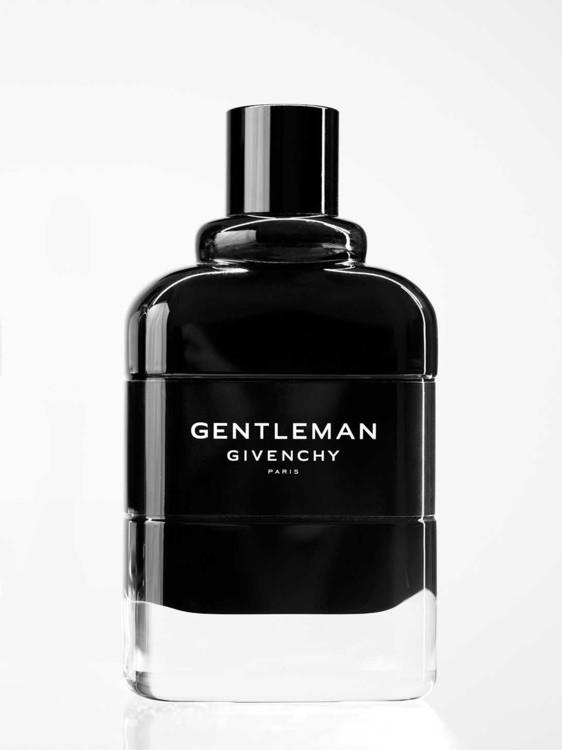 Gentleman EDP, Givenchy, з нотами чорної ванілі, толуанського бальзаму, ірису, пачулі