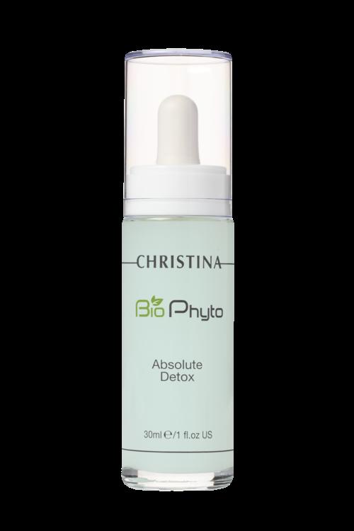Сыворотка с молочной кислотой и кофеином Absolute Detox, Bio Phyto, Christina