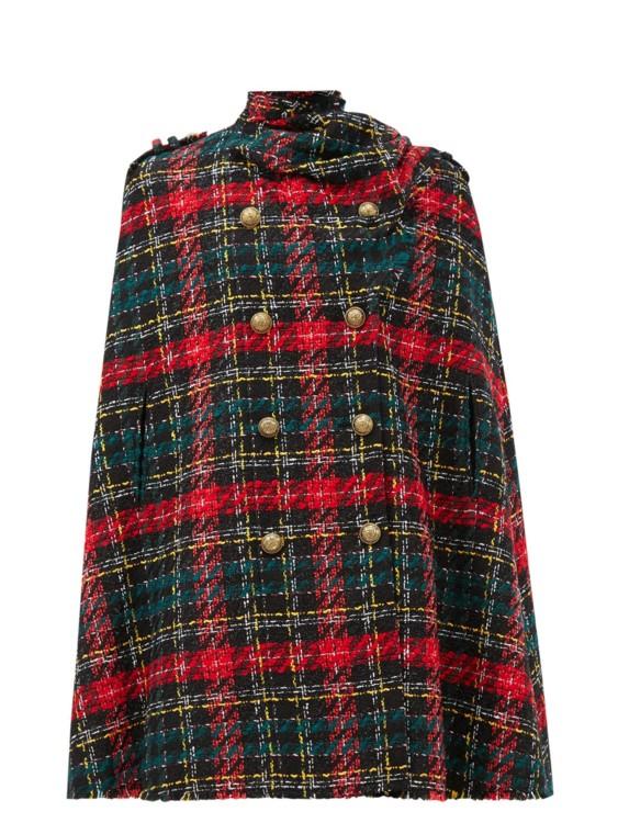 Модные кейпы осень-зима 2020/2021 фото