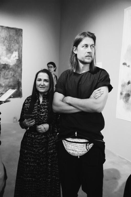 Екатерина Бякова и Максим Голуб
