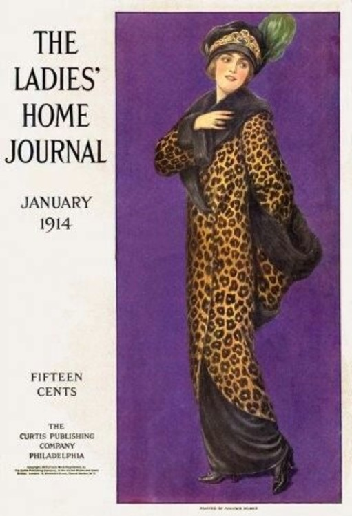 Журнал The Ladies' Home Journal, 1914