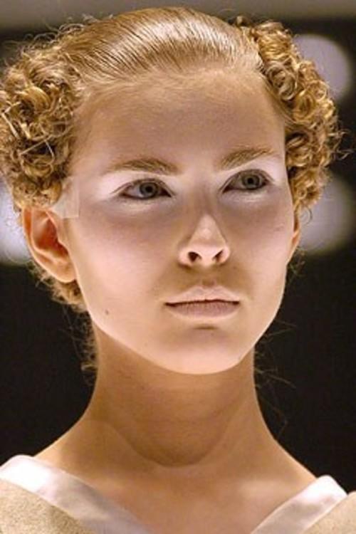 Alexander McQueen осень 2004