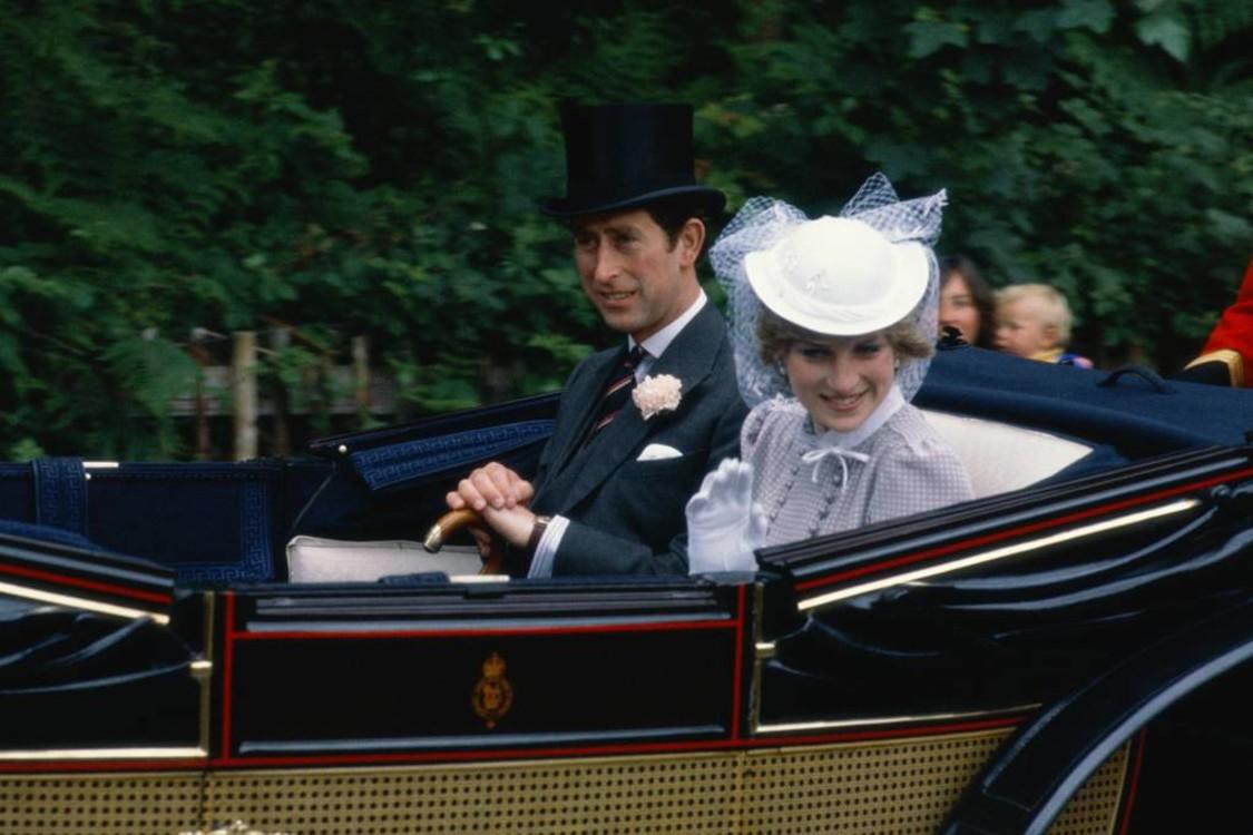 Принц Чарльз і принцеса Діана, 1981 рік