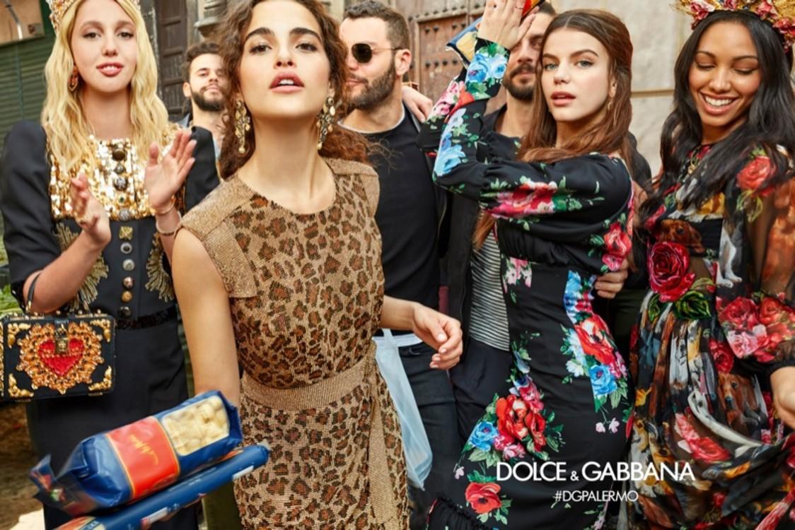 Рекламная кампания Dolce & Gabbana, посвященная Палермо