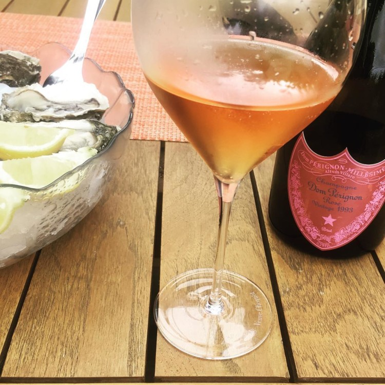 Dom Pérignon Rosé @patrik02