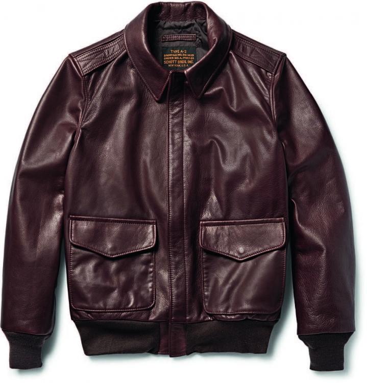 Кожаная куртка, SCHOTT NYC