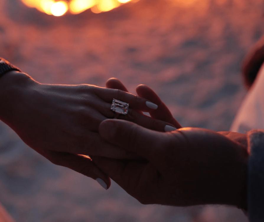 Обручальное кольцо Дженнифер Лопес