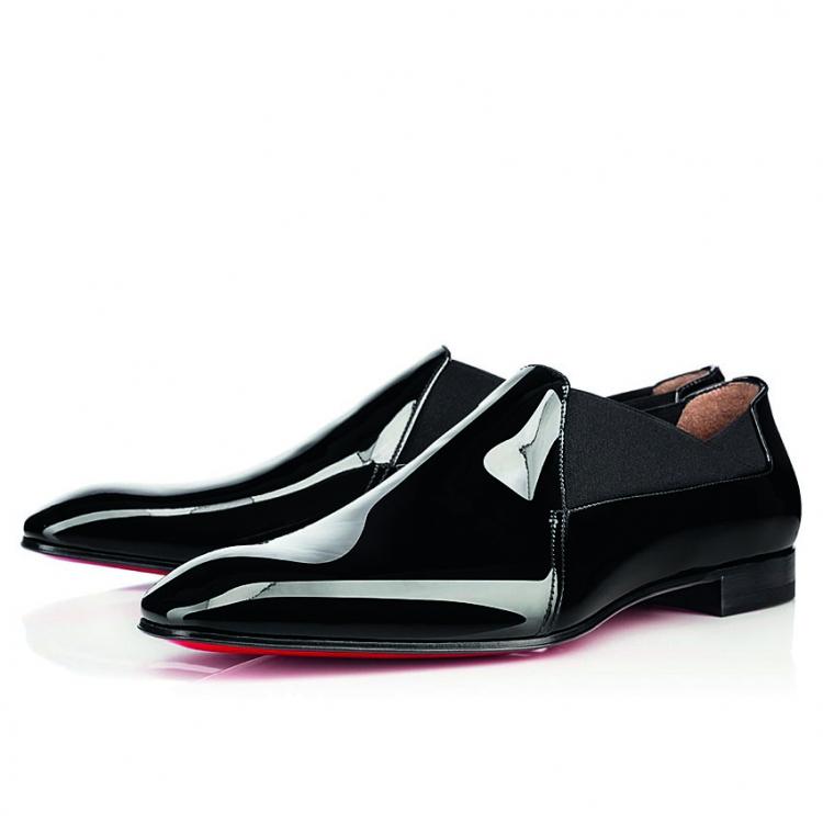 Туфли из лакированной кожи, Christian Louboutin