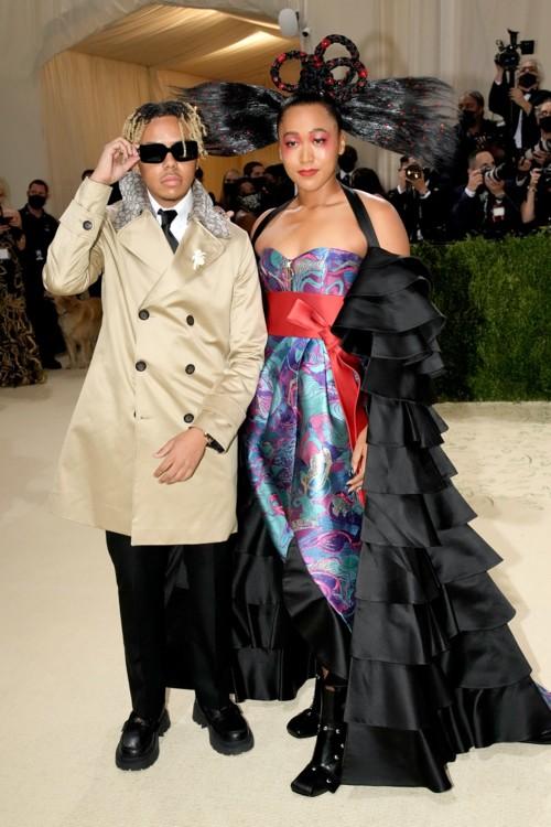 Cordae в Coach и Наоми Осака в Louis Vuitton