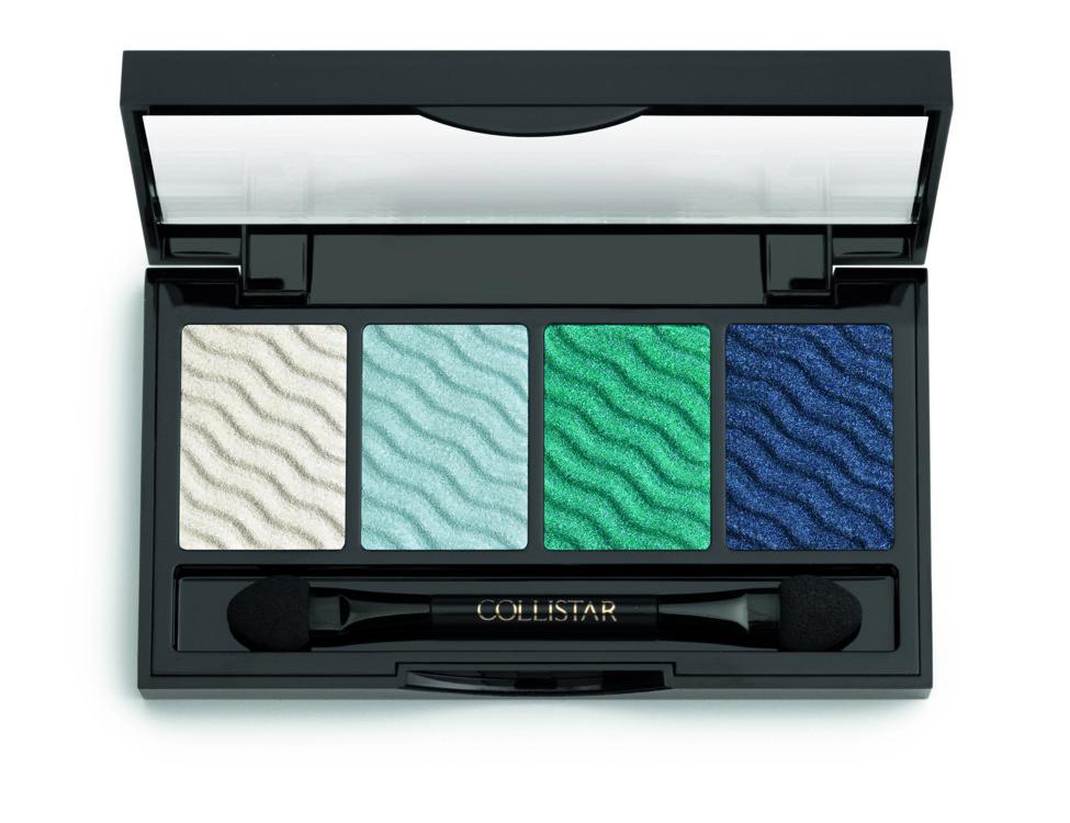 Набор теней Intense Colour 2 Marine Enchantment из летней коллекции макияжа Portofino, Collistar
