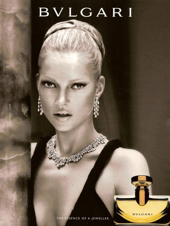 Bulgari Fragrance campagne, 2009