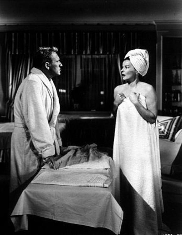 """Кетрін Хепберн у фільмі """"Ребро Адама"""", 1949"""