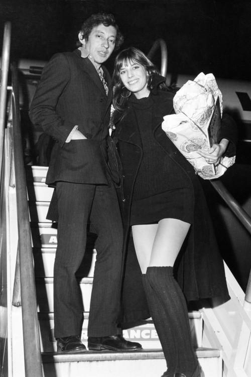 Серж Генсбург и Джейн Биркин, 1969