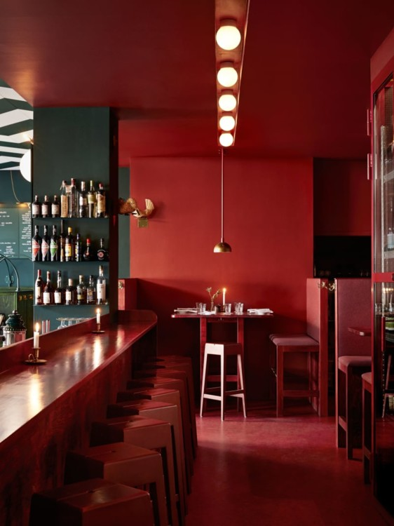 Bar Central, Стокгольм, Швеция