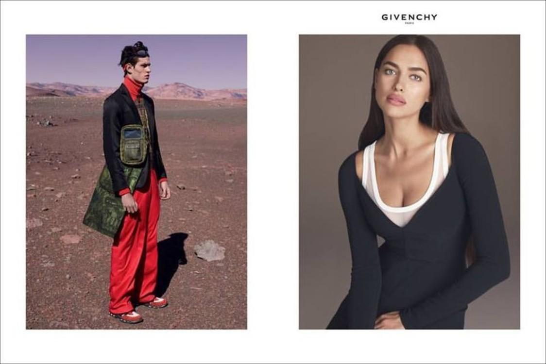 Givenchy весна-літо 2017