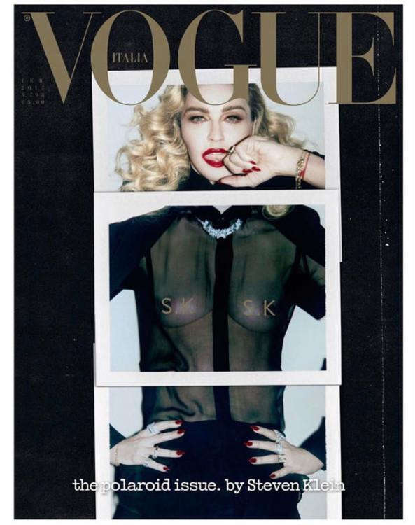 Vogue Italia, февраль 2017