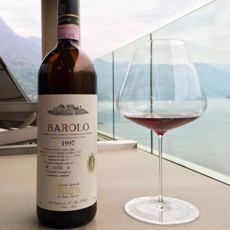 Вино Bruno Giacosa @enozioni