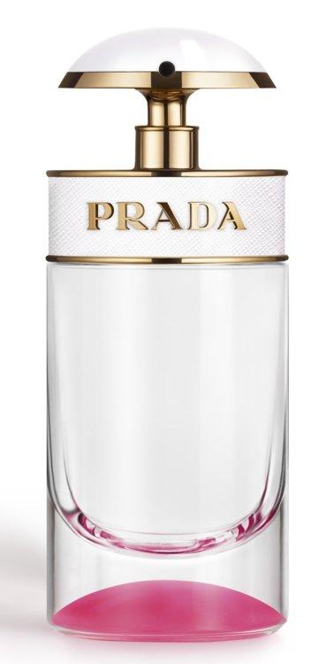 Аромат Prada Candy Kiss с нотами мускуса, апельсинового цвета и ванили, Prada