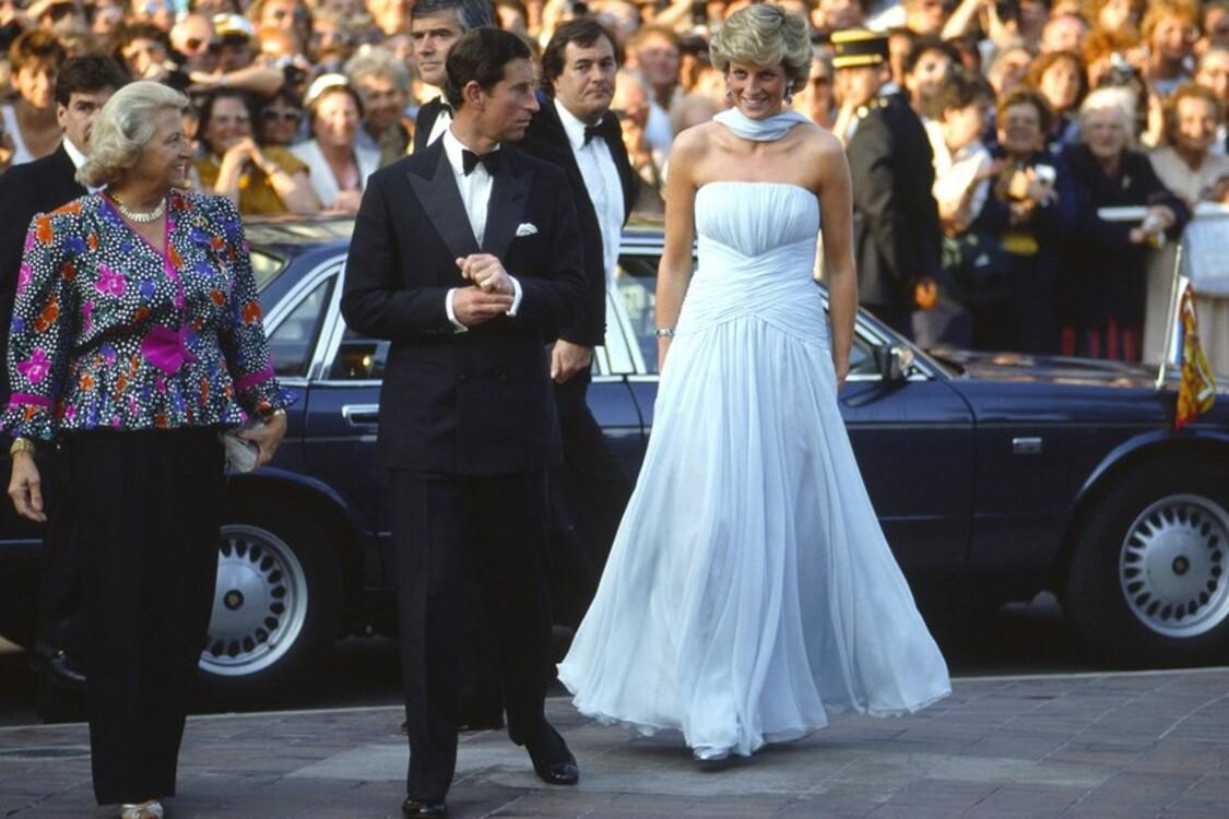 Принц Чарльз і принцеса Діана, 1987