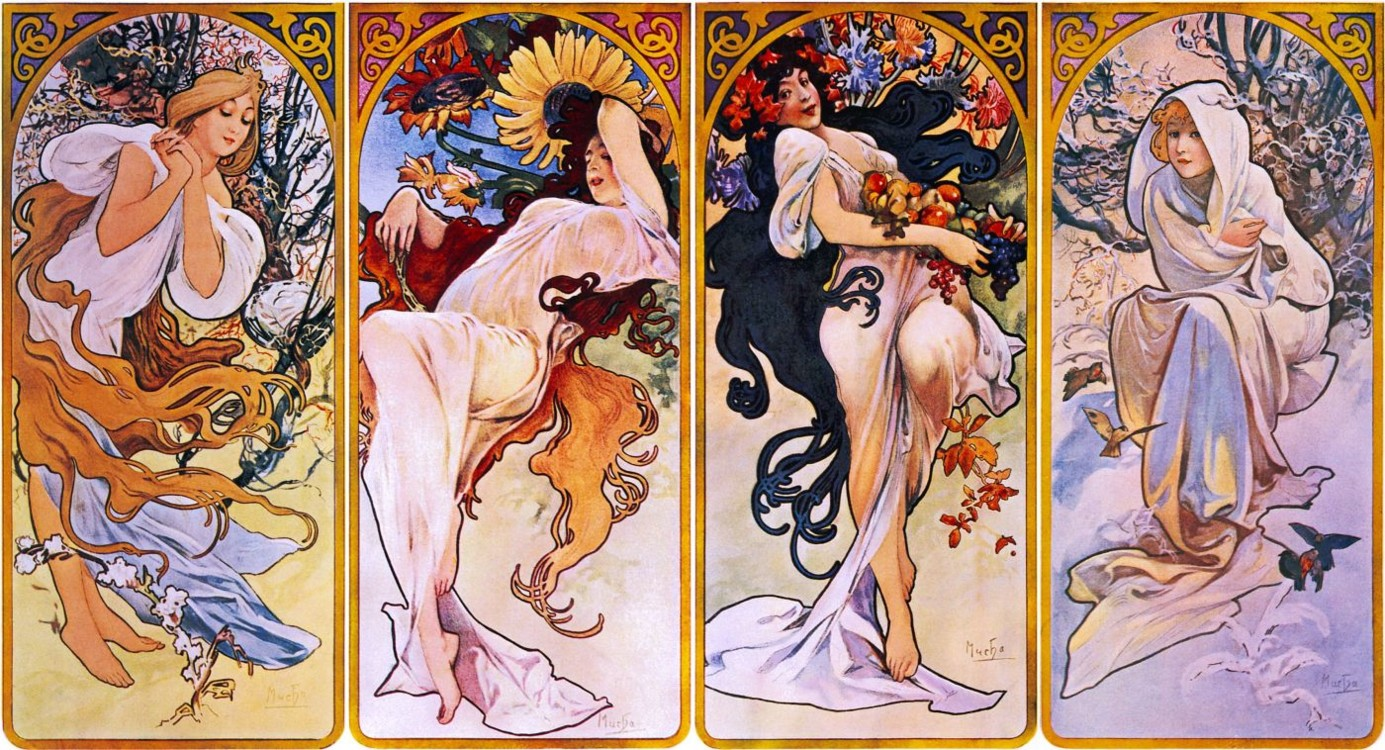 «Сезоны», 1897