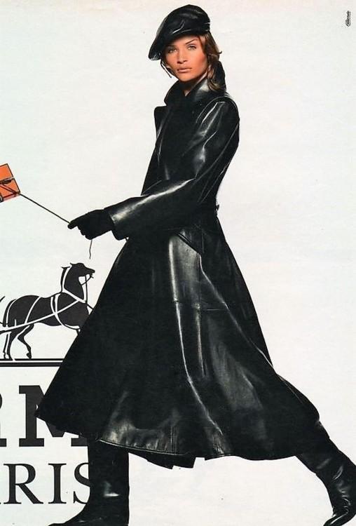Рекламная кампания Hermes, середина 1990-х