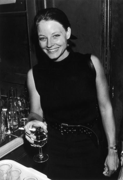 Джоди Фостер в 1986 году