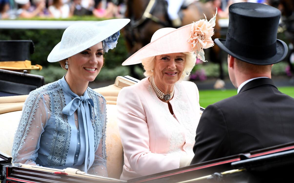 Кейт Міддлтон і Камілла, герцогиня Корнуольська