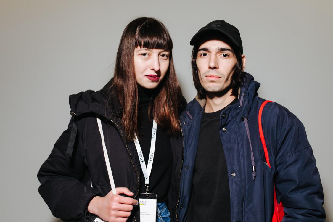 Виктория Тереховская (слева)