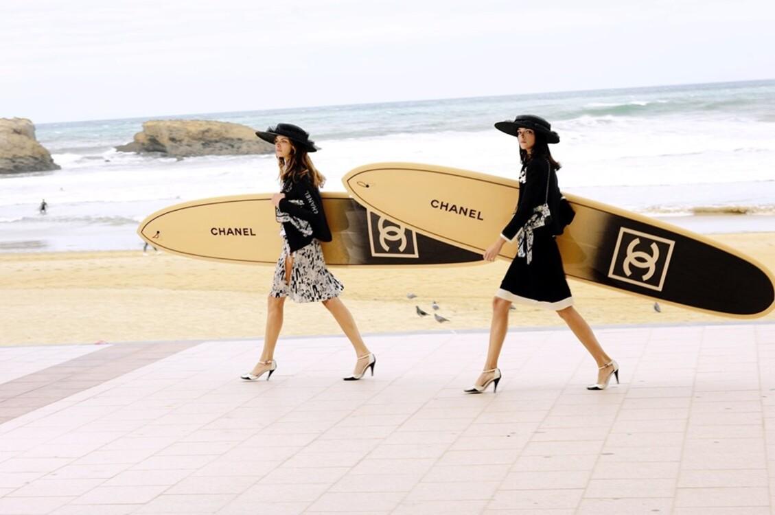 Chanel весна-лето 2003