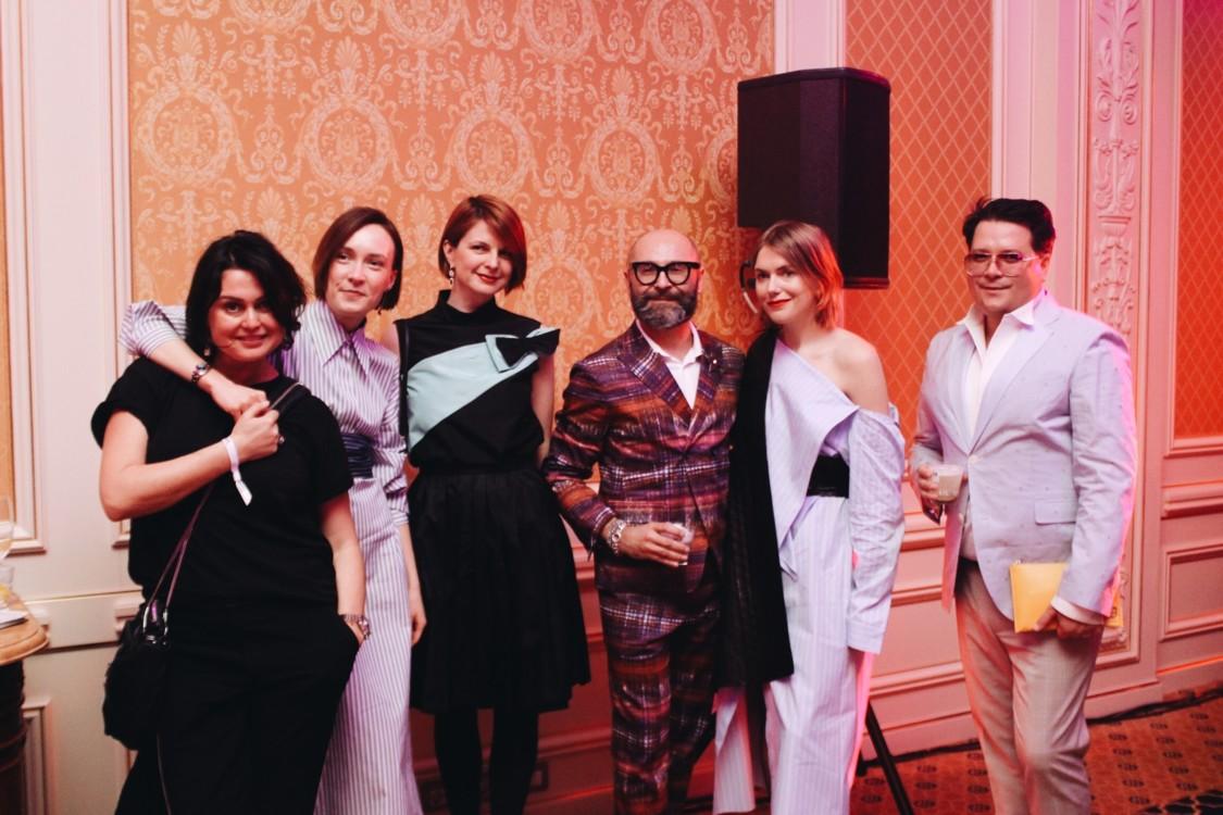 Афтепати #VogueUAConference: Stars in Jazz