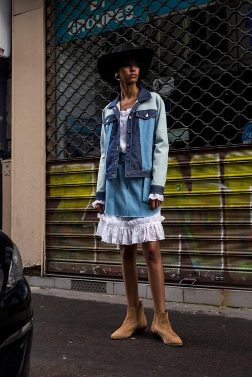 Сукня, спідниця, куртка - ALONOVA