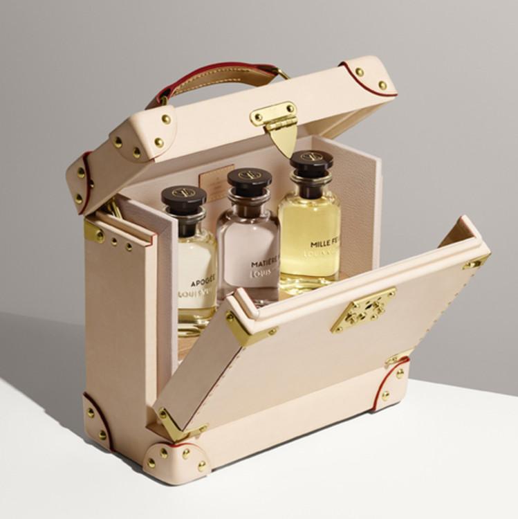 Кожаный флаконьер Les Etuis de Voyage, Louis Vuitton