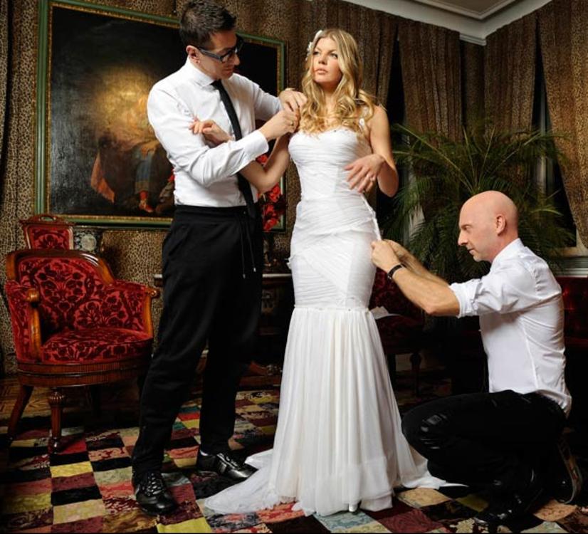 Ферги в Dolce&Gabbana