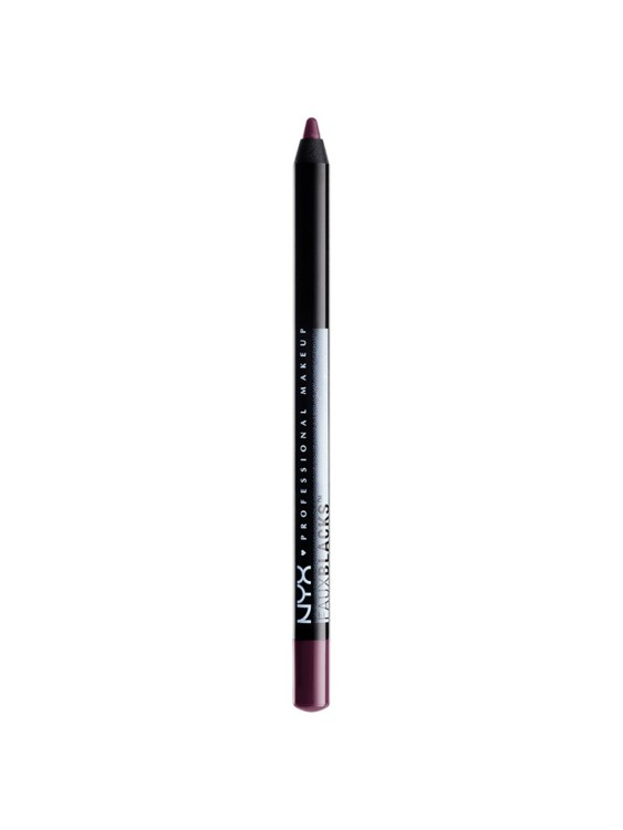 Карандаш для глаз Faux Blacks Eyeliner оттенка Blackberry, NYX