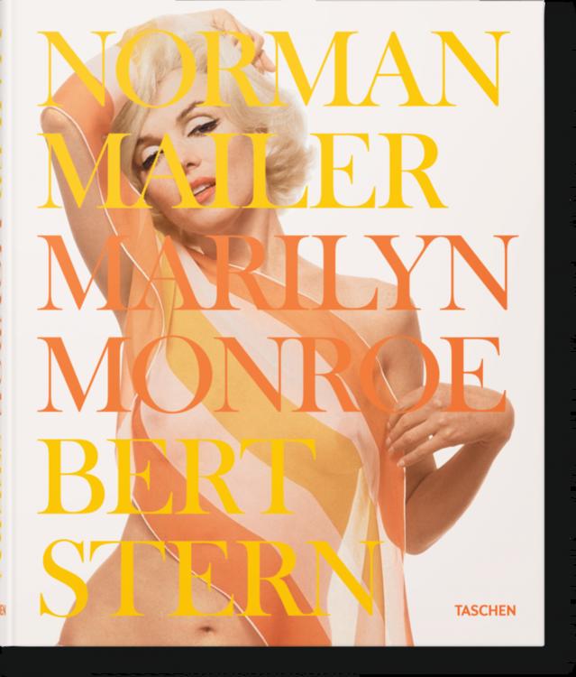 «Мерилін Монро», автори Норман Міллер і Берт Стерн