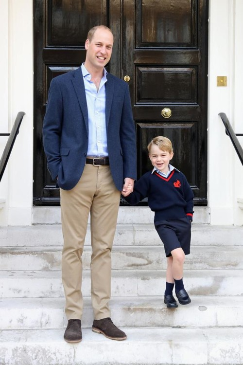 Принц Джордж, 2017