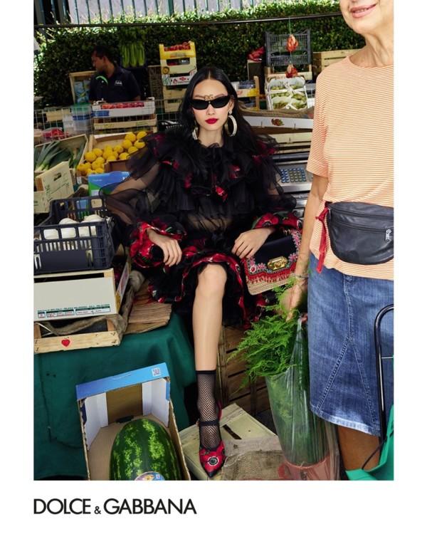5c4ed57d9516f - Dolce&Gabbana на рынке: новая рекламная кампания
