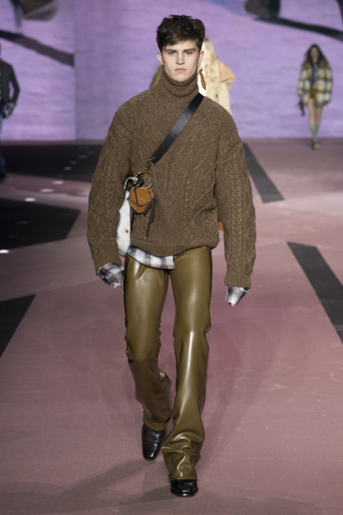 Dsquared2 Menswear осень-зима 2020/2021