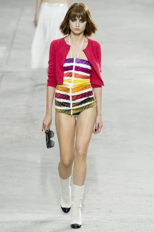 Chanel весна-літо 2014