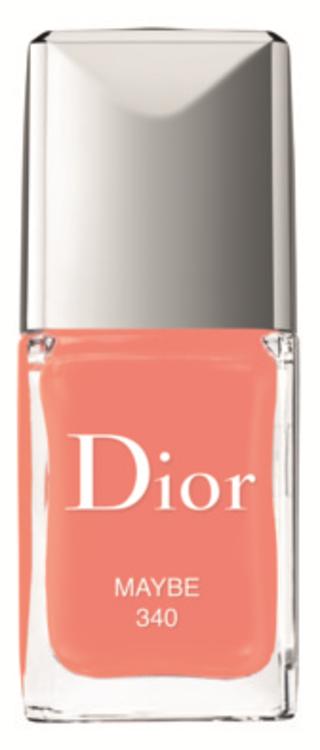 Лак для ногтей с эффектом геля Dior Vernis, лимитированное издание, №340 Maybe