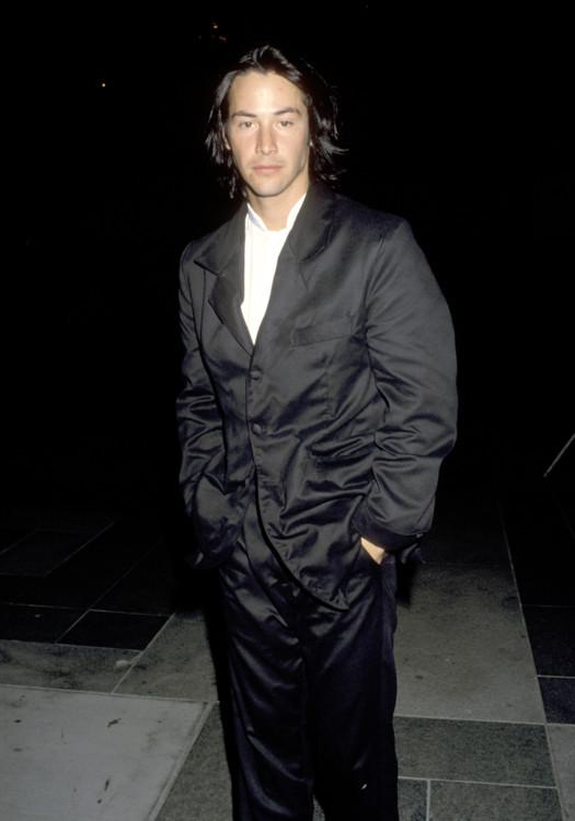 Кіану Рівз на прем'єрі фільму «Багато галасу з нічого» в Лос-Анджелесі, 1993