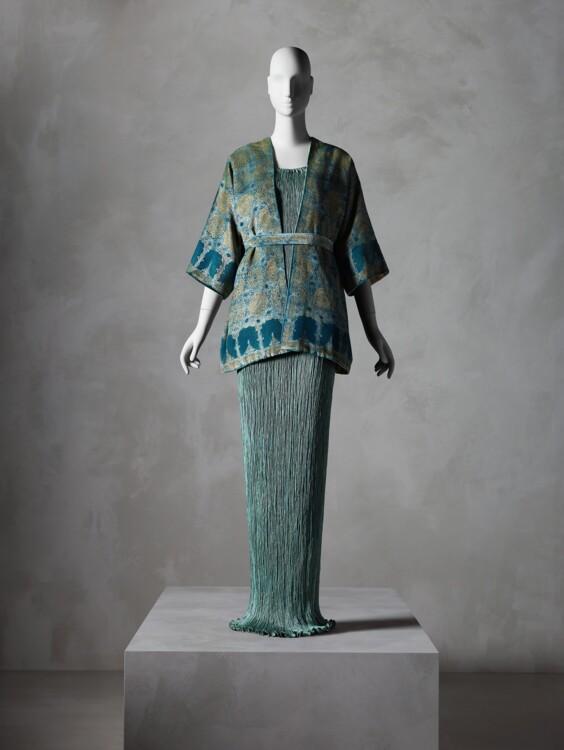 Ансамбль Маріано Фортуни, 1920-30-ті роки; подарунок Сенді Шраєр